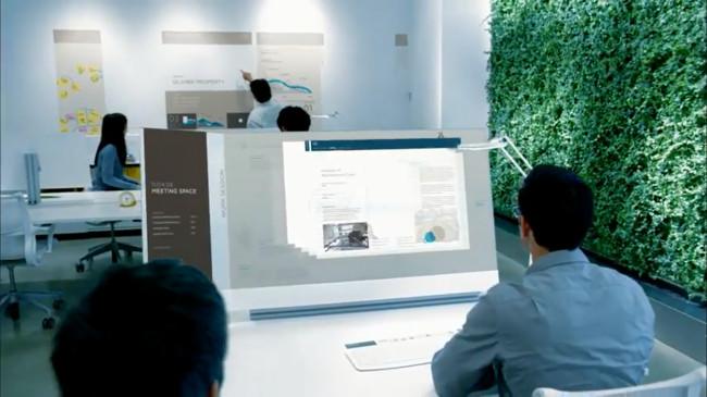vision al futuro microsoft
