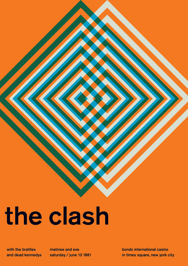 Modernismo suizo - theclash