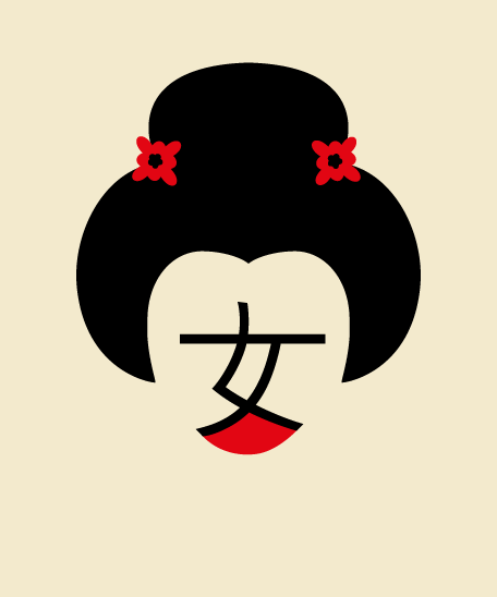 Chineasy - Mujer