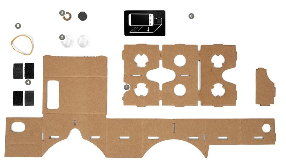 Cardboard Google 2